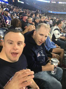 Patriots Seats